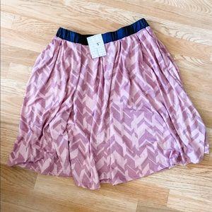 LuLaRoe Madison skirt w/pockets, NWT, size large